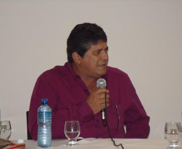 Diretor de Assuntos Parlamentares do Sindireceita, Helio Bernardes.