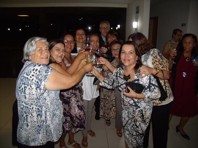 Ao final da palestras, a DS Brasília organizou uma saudável confraternização aos participantes.