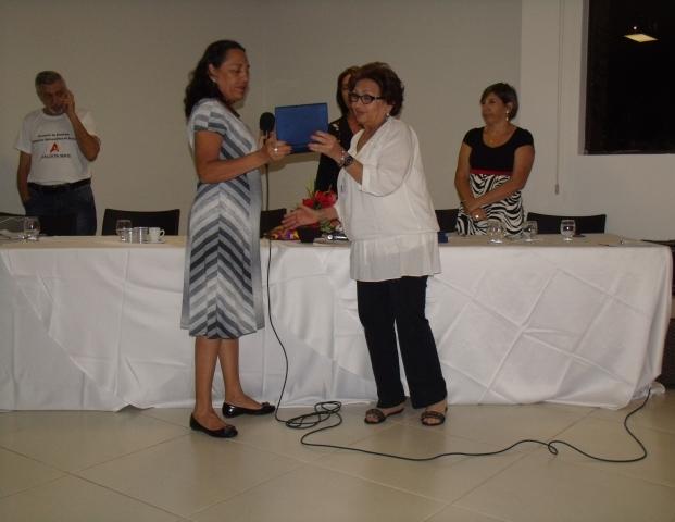 Homenagem a Sra. Doralice Perrone (S. Paulo)