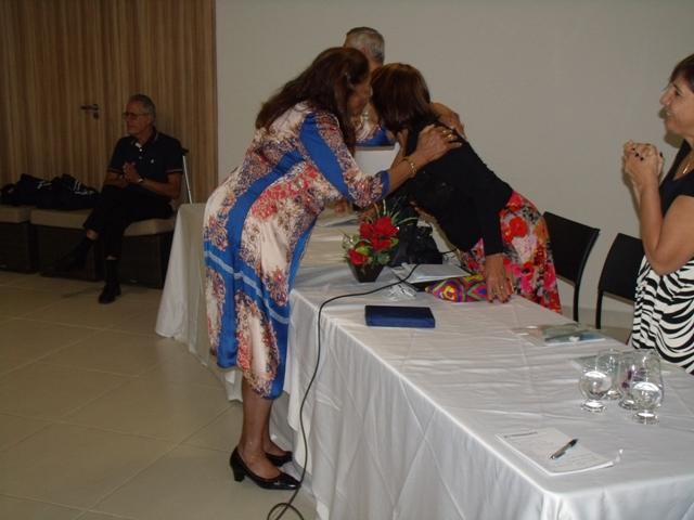Homenagem a Sra. Ana José de Santana Guedes (Brasília)